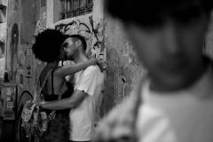 The Kiss (2), Rome, 2019.